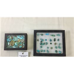 Turquoise Cabochons and Beads