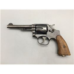 Model 1905 Smith and Wesson .38