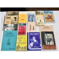 Group of Western Books, Catalogs, Etc.