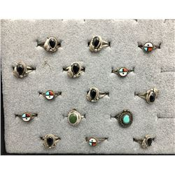 15 New Old Stock Rings