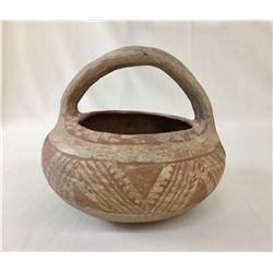 Anasazi Pot with Handle