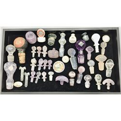 Bottle Stoppers and Tops