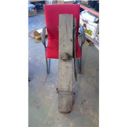 Primitive Well Pump w/ Handle