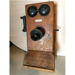 North Electric Wall Phone