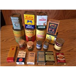 Spices & Baking Supplies