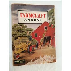 Farmcraft annual magazine?Volume 1 #1