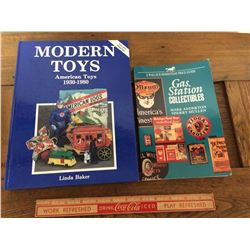 Modern Toy & Gas Station Collectibles