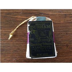 Durham Tobacco Pouch & Paper