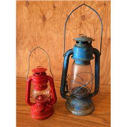 2 Lanterns