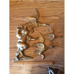 Brass Wall Ornaments