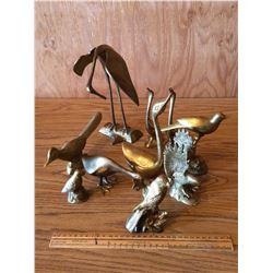 Brass Animal Ornaments