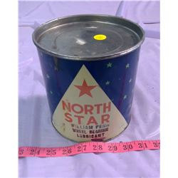 NORTH STAR GREASE CAN