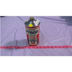 PYROIL AVIATION OIL CAN