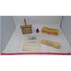 Butter & Cheese Making Supplies