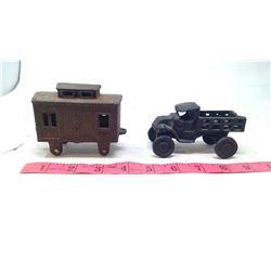 Cast Truck & Cast Train