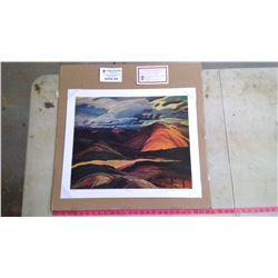 """Franklin Carmichael """"Autumn"""" Reproduction Painting"""
