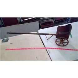 Toy Metal Chariot