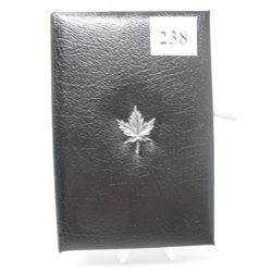 1988 CANADIAN PRESTIGE DOUBLE DOLLAR SET