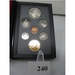 1990 CANADIAN PRESTIGE DOUBLE DOLLAR SET