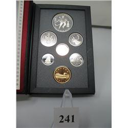 1993 CANADIAN PRESTIGE DOUBLE DOLLAR SET