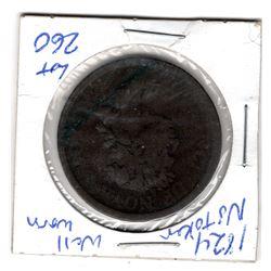 1824 Nova Scotia token