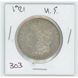1921 U.S DOLLAR