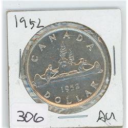 1952AU CANADIAN DOLLAR