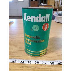 KENDALL TRANSMISSION FLUID TIN (FULL)