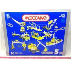 Meccano Creative System 5