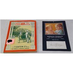1906 T. Eaton Catalogue (Reissue)