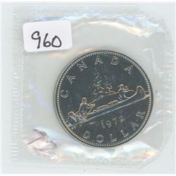 1972 PROOF LIKE CANADIAN DOLLAR