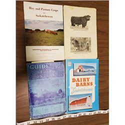 OLD FARM BOOKS