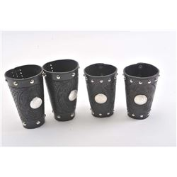 20AE-4 TWO PAIRS WRIST CUFFS