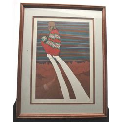 20AH-1 HAND SIGNED SERIGRAPH