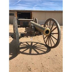 20BM1-91 MOVIE PROP CANNON