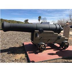 20BM1-125 FORTRESS CANNON