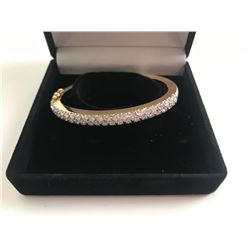 20RPS-48 DIAMOND BANGLE BRACELET