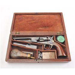 20DD-1 COLT 1862 POLICE CASED