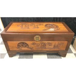 20BM1-45 ANTIQUE CHINESE CHEST