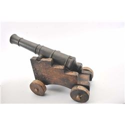 20BM1-80 CAST IRON MINI CANNON
