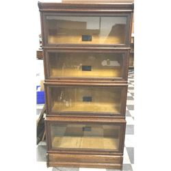 20BM1-9 LAWYER BOOK CASE