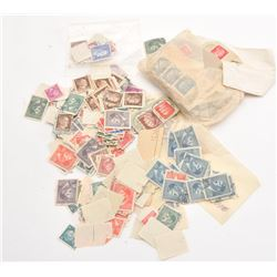 19SI-503 WWII ERA STAMP COLLECTION