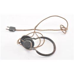 19SI-507 AVIATION HEADPHONES