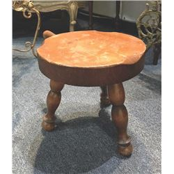 20TMO-151 WOODEN STOOL