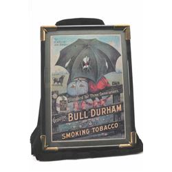 20CO-3 BULL DURHAM ADVERTISER
