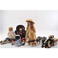 20TMO-1111 DOLL LOT