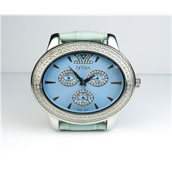 20CAI-40 LEVIAN DIAMOND WATCH