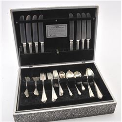20CG-3 NAKEN'S ANTI TARNISH SILVERWARE