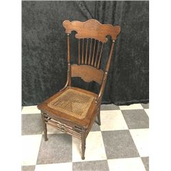 20TMO-202 CARVED HIGH BACK CHAIR