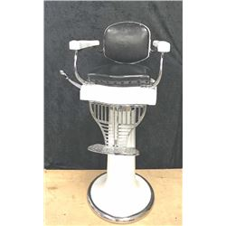 20BM1-57 CHILD'S BARBER CHAIR